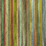 Abstract grunge 3d render colored wood timber plank backdrop Royalty Free Stock Photo