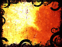 Abstract grunge background. Grunge style background Royalty Free Stock Photos