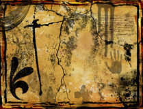 Abstract Grunge background vector illustration