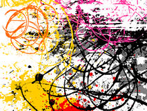 Abstract grunge background Stock Photos