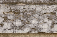 Abstract grunge background on a brick wall, place for your text Stock Image