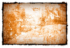 Abstract grunge background frame Royalty Free Stock Photos