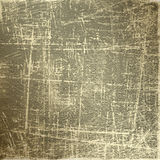 Abstract grunge background with gold scratches Royalty Free Stock Photo