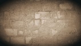 Vintage grunge old rough wall texture as background Royalty Free Stock Photography