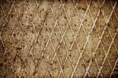 Abstract grunge background: metallic surface Royalty Free Stock Photography