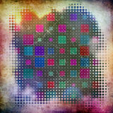 Abstract grunge background pattern for your text Stock Photography