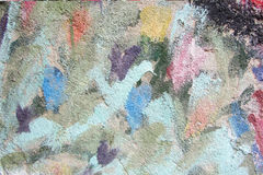 Abstract grunge background, scratched texture. Abstract painting Stock Images