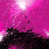 Abstract  grunge background, vector Royalty Free Stock Images