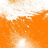 Abstract  grunge background, vector Royalty Free Stock Photos