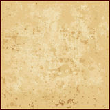Abstract grunge background. Vector abstract grunge background of beige tones Stock Photos
