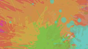 Abstract grunge background, vector Stock Images