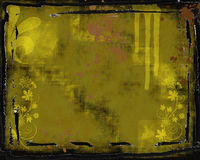 Abstract grunge backgrouns Stock Photography