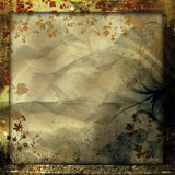 Abstract Grunge Backgrouns Royalty Free Stock Photos