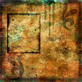 Abstract grunge backgrund Stock Images