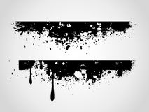 Abstract grunge banners Stock Photos