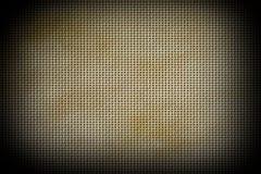 Abstract grunge beige geel matwerk vector illustratie