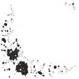 Abstract grunge blot textspace 002 Stock Photo