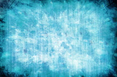 Abstract grunge blue background texture royalty free stock photography