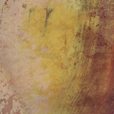 Abstract grunge brush stroke wall background Royalty Free Stock Photos