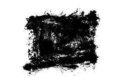 Abstract grunge  brush strokes with rough edges texture. EPS10 v. Abstract grunge  brush strokes with rough edges texture. EPS10  illustration Stock Image