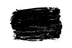 Abstract grunge  brush strokes with rough edges texture. EPS10 v. Abstract grunge  brush strokes with rough edges texture. EPS10  illustration Stock Images