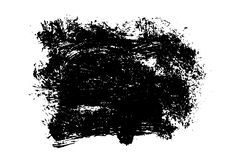 Abstract grunge  brush strokes with rough edges texture. EPS10 v. Abstract grunge  brush strokes with rough edges texture. EPS10  illustration Stock Photo