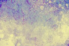 Abstract  grunge canvas background. Stock Photography