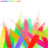 Abstract grunge colorful background. Vector illustration. EPS 10 Royalty Free Stock Photography