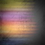 Abstract grunge colorful background Stock Photography