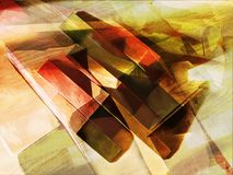 Abstract grunge construction royalty free stock photography
