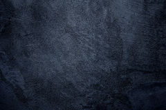 Abstract grunge dark navy background. Vintage background rough texture Royalty Free Stock Images