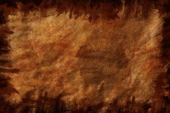 Abstract grunge decoratief kader Stock Afbeelding