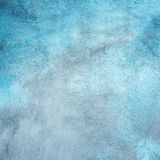 Abstract Grunge Decorative Blue Grey background Royalty Free Stock Photo