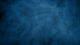 Free Abstract Grunge Decorative Navy Blue Dark Background Stock Photography - 107288252