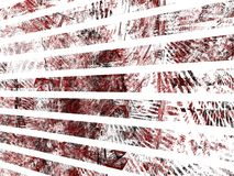 Abstract grunge dirty maroon background on white backdrop. Grime pattern texture stock illustration