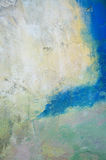 Abstract, grunge, faded painted wall Stock Photo