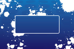 Abstract grunge frame Royalty Free Stock Photos