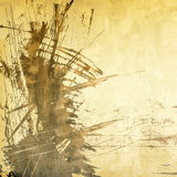 Abstract grunge graphic background Royalty Free Stock Photos