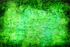 Abstract grunge green background Royalty Free Stock Image