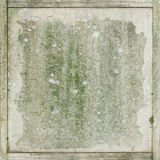Abstract grunge green texture Royalty Free Stock Photography