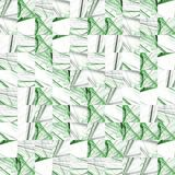 Abstract grunge green texture fractal patterns Stock Photo