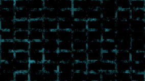 Abstract grunge grid motion - seamless loop stock video footage