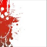 Abstract grunge illustration. Splash banner Royalty Free Stock Photo