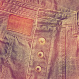 Abstract grunge jeans background Royalty Free Stock Image