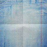 Abstract grunge jeans background Royalty Free Stock Photo