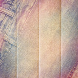Abstract grunge jeans background Royalty Free Stock Images
