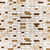 Abstract grunge mosaic tiles raster Royalty Free Stock Photography
