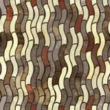 Abstract grunge naadloos patroon Stock Foto's