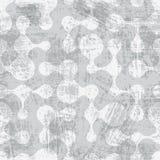 Abstract grunge naadloos patroon Stock Illustratie