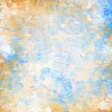 Abstract grunge oil painted background Royalty Free Stock Images